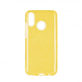 Etui SHINING Huawei P Smart 2019 Gold