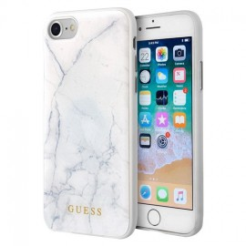 Etui Guess Iphone 7 / 8 Marble White