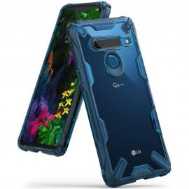 Etui Ringke LG G8 ThinQ Fusion-X Blue