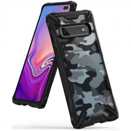 Etui Rearth Ringke Samsung Galaxy S10+ G975 Fusion-X Black