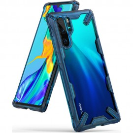 Etui Ringke Huawei P30 Pro Fusion-X Blue