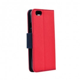 Etui Fancy Book Samsung Galaxy S9+ G965 Red / Dark Blue