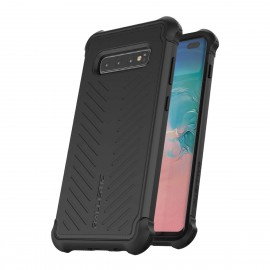 Etui Ballistic Samsung Galaxy S10+ G975 Tough Jacket Black