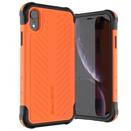 Etui Ballistic iPhone XR Tough Jacket Orange
