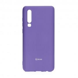 Etui Roar Huawei P30 Jelly Violet