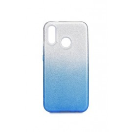 Etui SHINING Xiaomi Redmi Note 7 Clear/Blue