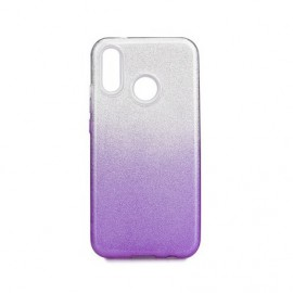 Etui SHINING Xiaomi Redmi Note 7 Clear/Violet