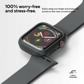 Etui Caseology Apple Watch 4 40mm Nero Black
