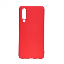 Etui Pudding Slim Huawei P30 Forcell Red