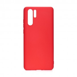 Etui Pudding Slim Huawei P30 Pro Forcell Red