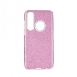 Etui SHINING Huawei P30 Lite Pink