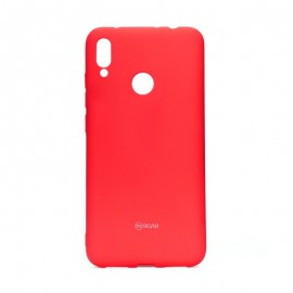 Etui Roar Huawei Y6 Prime 2019 Jelly Pink
