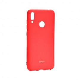 Etui Roar Huawei Y7 2019 Jelly Pink