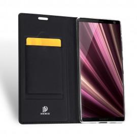 Etui DuxDucis SkinPro Sony Xperia XA3 / Xperia 10 Black