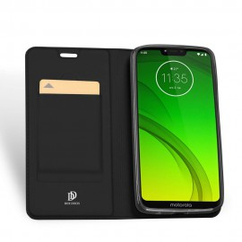 Etui DuxDucis SkinPro Moto G7 Power Black