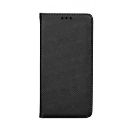 Etui Smart Book Moto G7 Black