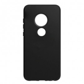 Etui Soft Moto G7 Play Black