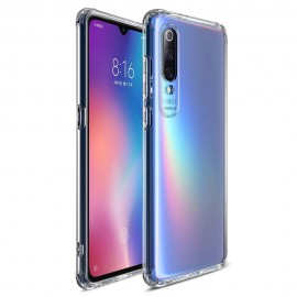 Etui MSVII Huawei P30 Lite Airbag Case Clear