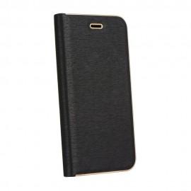 Etui Luna Book Huawei P30 Lite Black Gold