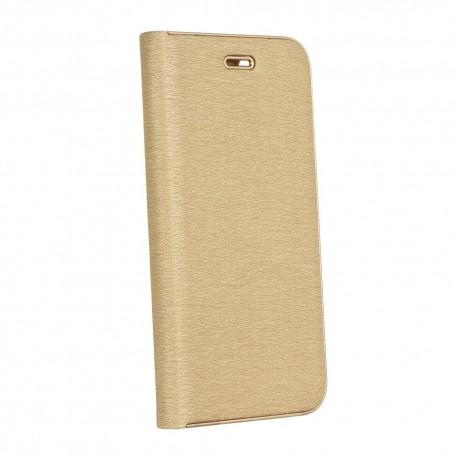 Etui Luna Book Huawei P30 Lite Gold