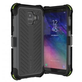 Etui Ballistic Samsung Galaxy A6 A600 Tough Jacket Maxx Black