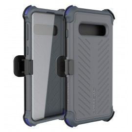Etui Ballistic Samsung Galaxy S10 G973 Tough Jacket Maxx Grey