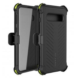 Etui Ballistic Samsung Galaxy S10 G973 Tough Jacket Maxx Black