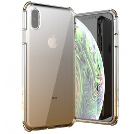 Etui Ballistic iPhone Xs Max Jewel Spark Gold Fade