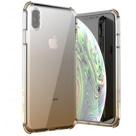 Etui Ballistic iPhone Xs Max Jewel Spark Gold Fade