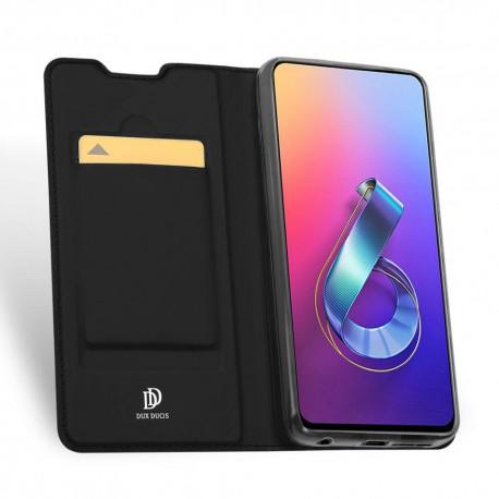 Etui DuxDucis SkinPro Asus Zenfone 6 ZS630KL Black