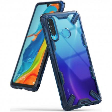 Etui Ringke Huawei P30 Lite Fusion-X Blue