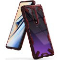 Etui Ringke OnePlus 7 Pro Fusion-X Red