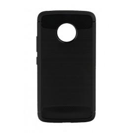 Etui CARBON Moto G6 Black