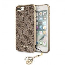 Etui Guess Iphone 7 Plus / 8 Plus 4G Charms Brown