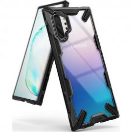 Etui Rearth Ringke Samsung Galaxy Note 10+ N975 Fusion-X Black