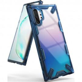 Etui Rearth Ringke Samsung Galaxy Note 10+ N975 Fusion-X Blue