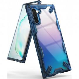 Etui Rearth Ringke Samsung Galaxy Note 10 N970 Fusion-X Blue