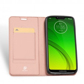 Etui DuxDucis SkinPro Moto G7 Power Rose Gold