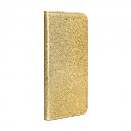 Etui Shining Book Samsung Galaxy A70 A705 Gold