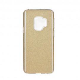 Etui SHINING Samsung Galaxy S9 Gold