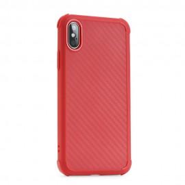 Etui Roar Samsung Galaxy A40 A405 Carbon Red