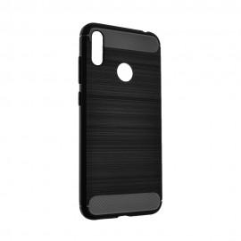 Etui CARBON Huawei Y7 2019 Black