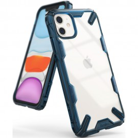 Etui Rearth Ringke do iPhone 11 Fusion-X Blue