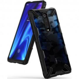 Etui Rearth Ringke Xiaomi MI 9T Fusion-X Camo Moro Black