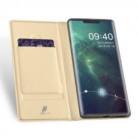 Etui DuxDucis SkinPro Huawei Mate 30 Pro Gold