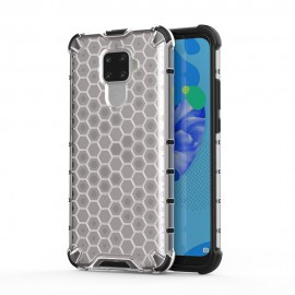 Etui Honeycomb Huawei Mate 30 Lite Clear