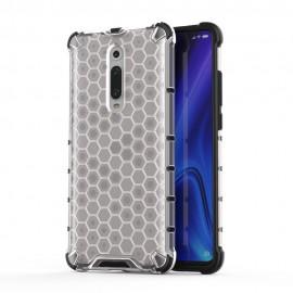 Etui Honeycomb Xiaomi Mi 9T Clear
