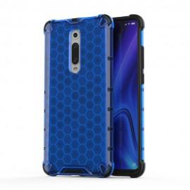 Etui Honeycomb Xiaomi Mi 9T Blue
