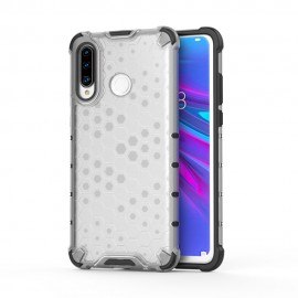 Etui Honeycomb Huawei P30 Lite Clear