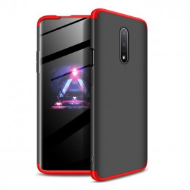 Etui 360 Protection OnePlus 7 Black Red